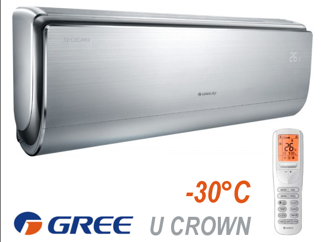 U-Crown inverter GWH12UB